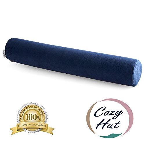 cozy hut ventilated bamboo charcoal infused memory foam lumb